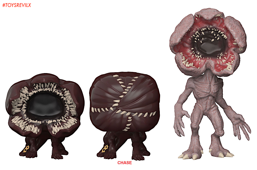 "25b7f69cc0c Series 4 of STRANGER THINGS POP!VINYLS also features the candy-eating  ""Dart"" (Look for the chase"