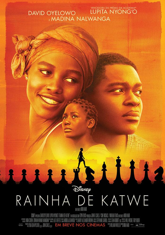 Rainha de Katwe - Filme