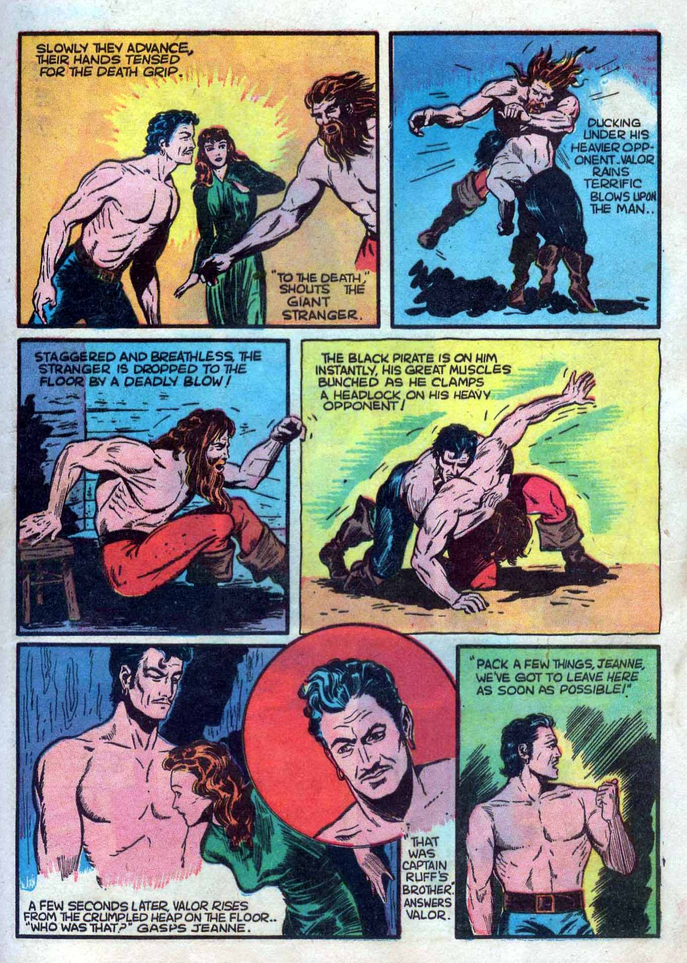 Read online Action Comics (1938) comic -  Issue #27 - 29