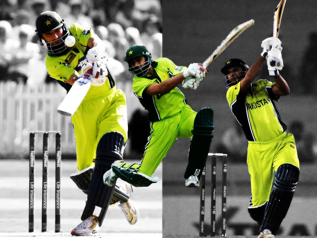 Shahid Afridi Best Wallpapers