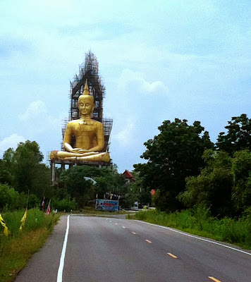 Buddha's in North-East Thailand