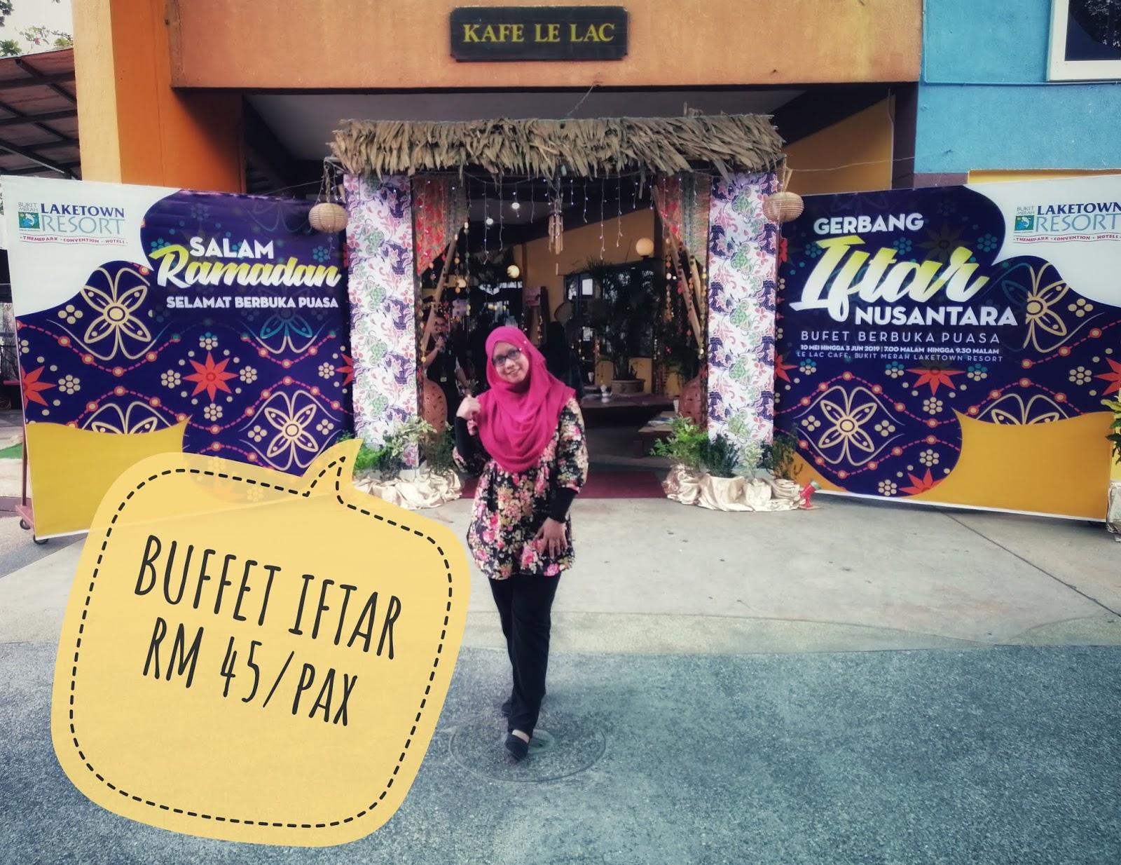 Pakej Bufet Ramadan Bukit Merah Laketown Resort, lokasi buka puasa taiping, lokasi bebuka perak, berbuka puasa, buffet ramadan murah, sponsor anak yatim buffet ramadan, taja anak yatim berbuka,