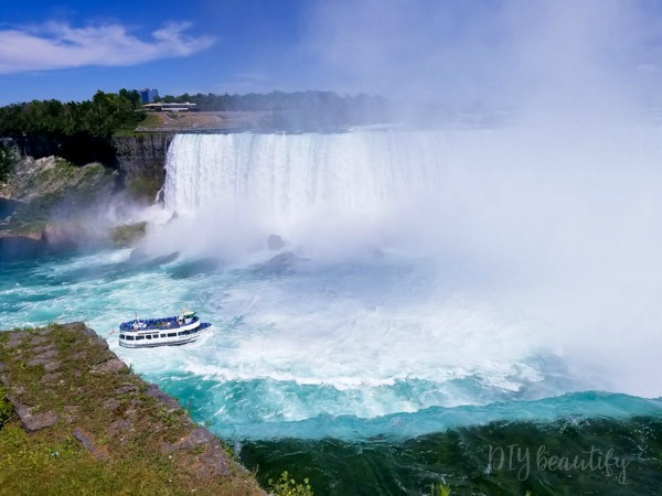 Maid of the Mist, Niagara Falls Canada