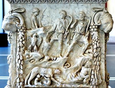 Il Matrimonio Romano Versione Latino : Le origini di roma la fondazione romanoimpero.com