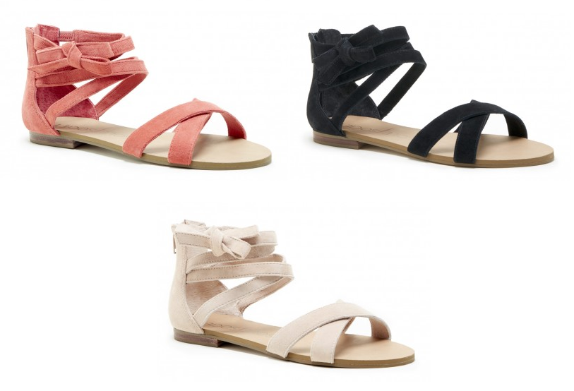 Sole Society: Sana Sandals only $40 (reg $80)!