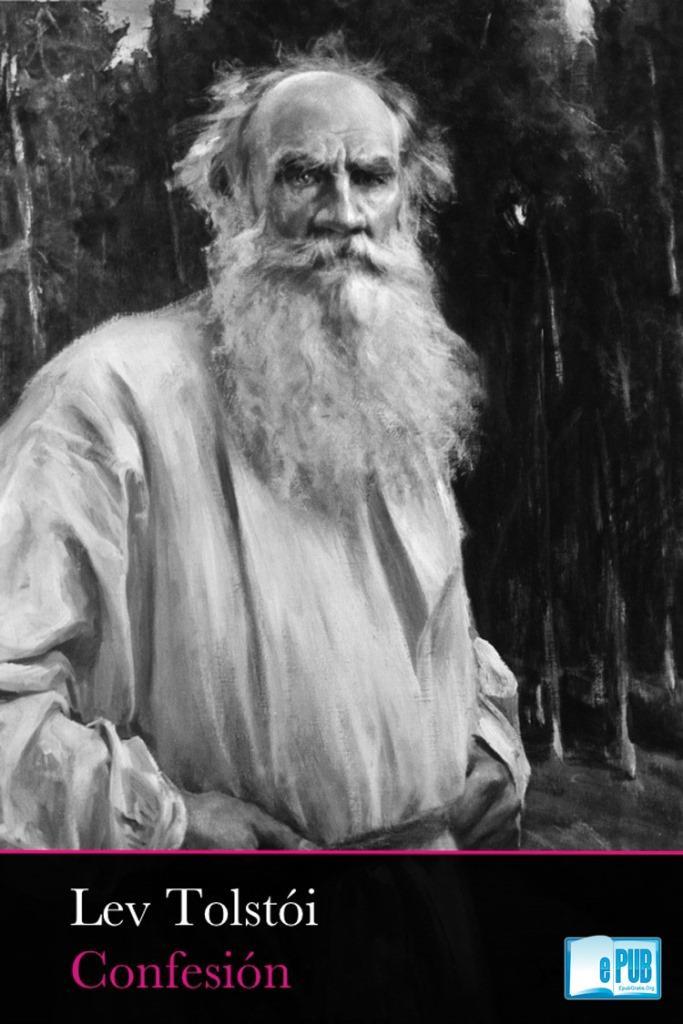 Confesión – Lev Nikolaievich Tolstói