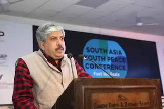 South Asia Youth Peace Conference held in New Delhi