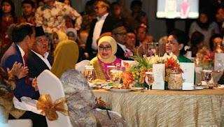 Jokowi Sebut Jusuf Kalla Sosok yang Tidak Pernah Marah dan Humoris