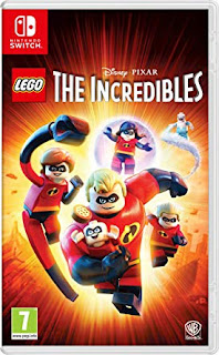 lego - LEGO: The Incredibles Switch XCI NSP
