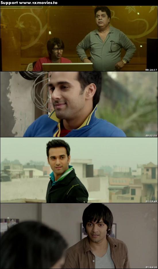 Fukrey 2013 Hindi 720p HDRip 950mb