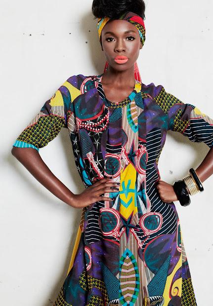 African Nigerian Dresses Styles