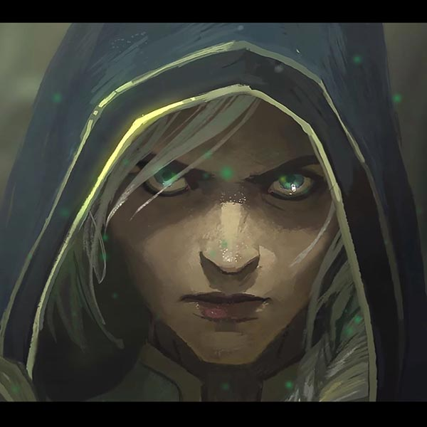 Jaina Warbringer Wallpaper Engine