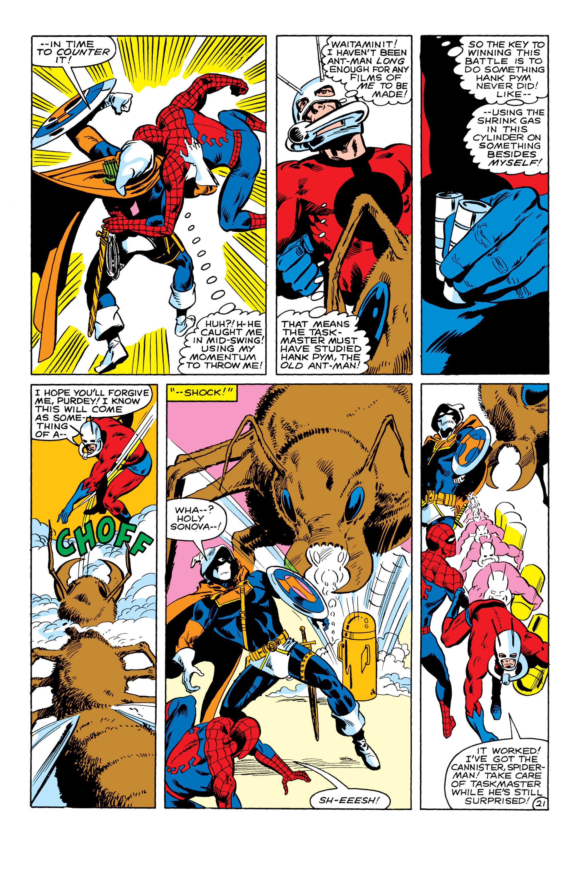 Read online Ant-Man comic -  Issue #Ant-Man _TPB - 157