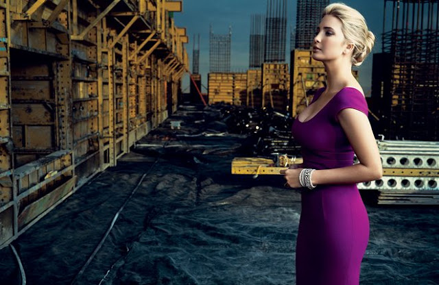 ivanka-trump-slim-figure-in-purple-dress