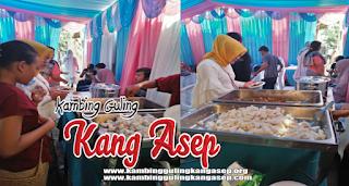 Stand Kambing Guling Bandung