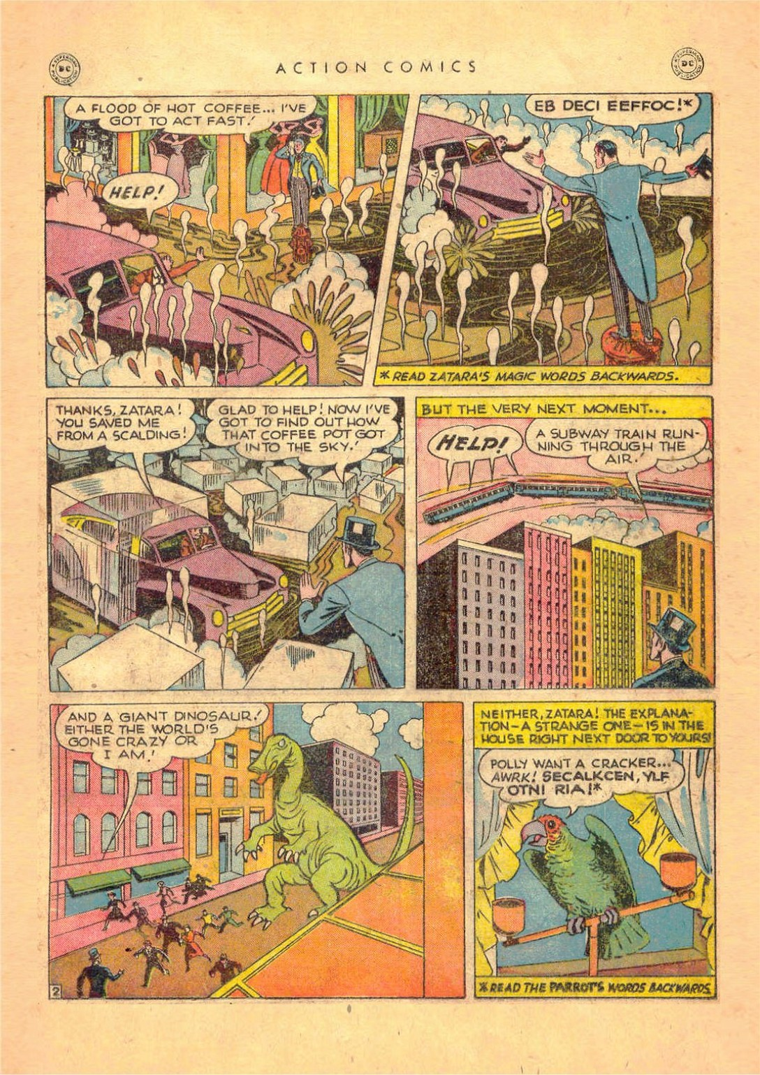 Read online Action Comics (1938) comic -  Issue #124 - 25