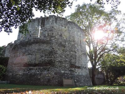 York Roman Multangular Tower
