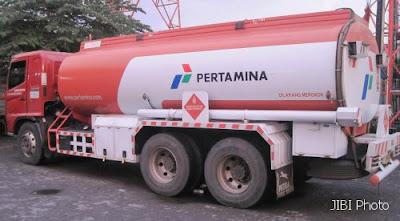 truk hino tangki bbm 16000 liter