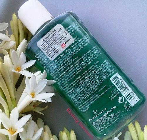 Review Sữa Rửa Mặt Avene Cleanance Cleansing Gel cho da dầu mụn, avene, gel rửa mặt, sữa rửa mặt cho da dầu mụn, avene cleanance cleansing gel