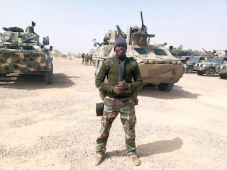 APC BTR-4E 8x8 Milik Angkatan Darat Nigeria