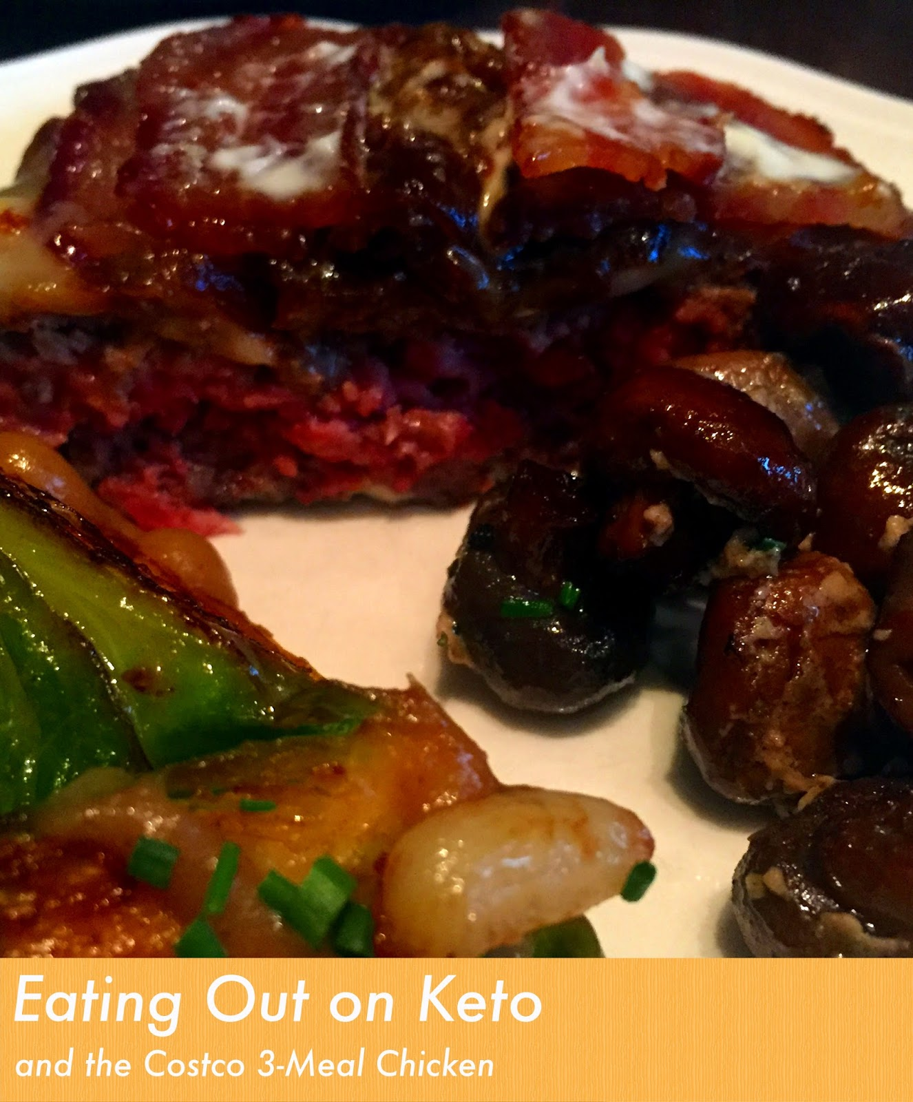 The Keto 50: Week 6: Painless Eating Out on Keto and The