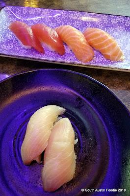 Umi Sushi sashimi