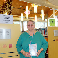 Olney Librarian Meredith