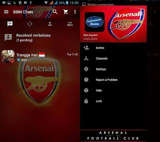 BBM Mod Arsenal