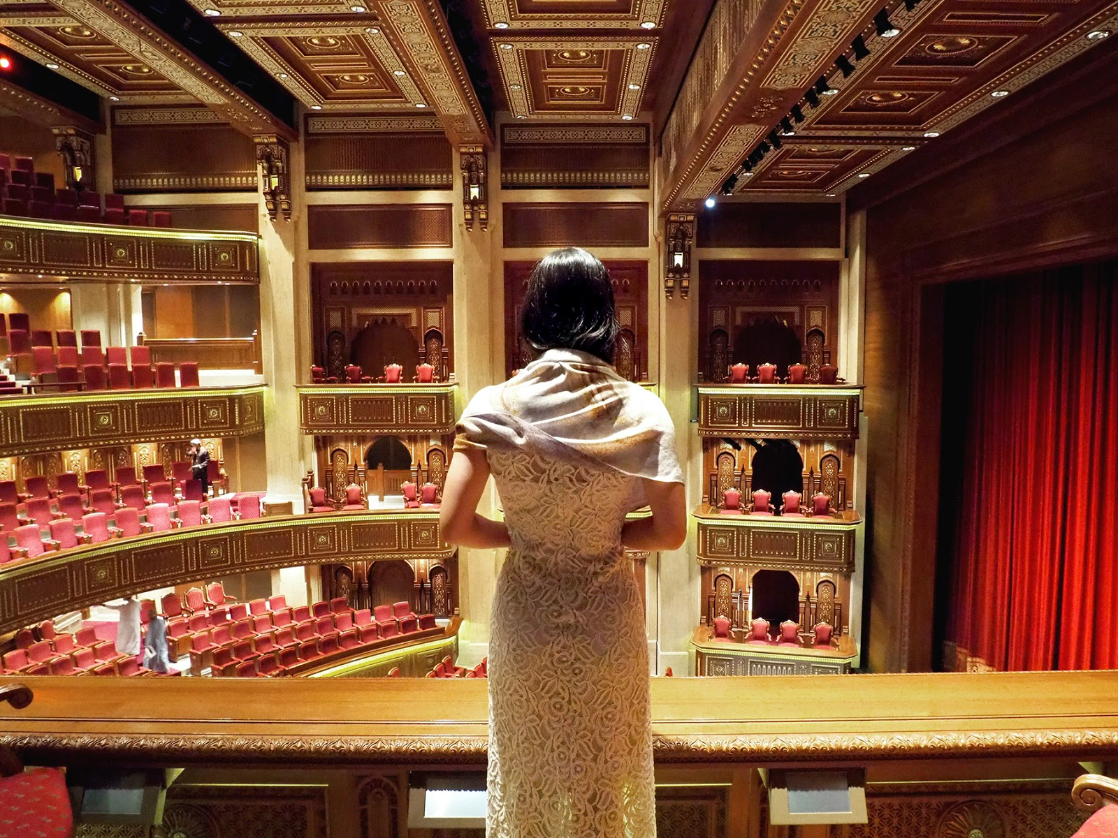 Euriental | luxury travel & style | Royal Opera House Muscat, Oman