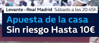 william hill promocion Levante vs Real Madrid 3 febrero