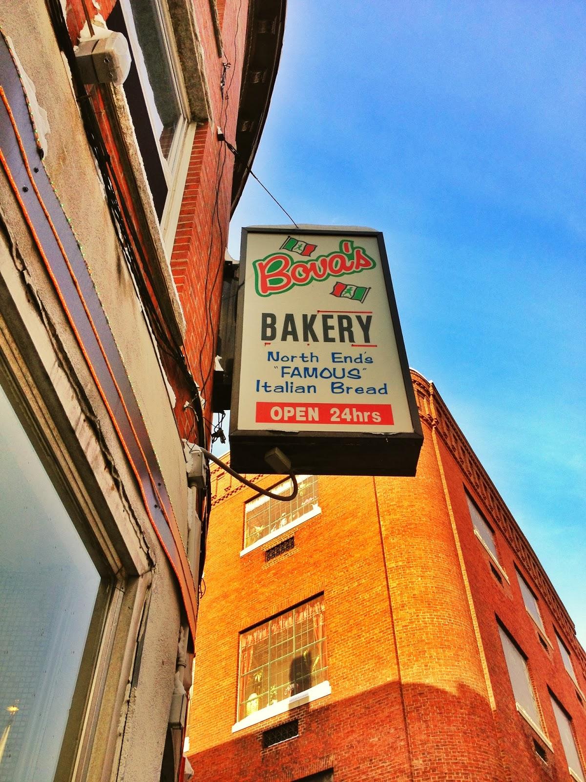 Bova Bakery Boston