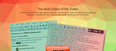 Belajar HTML dan Menjalankannya Secara Online