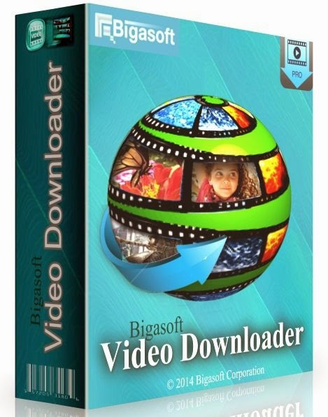 Bigasoft Video Downloader 3.8.8.5444 + Key