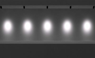 Illuminazione Per Esposizioni : Fari a led faretti accento per quadri mostre esposizioni