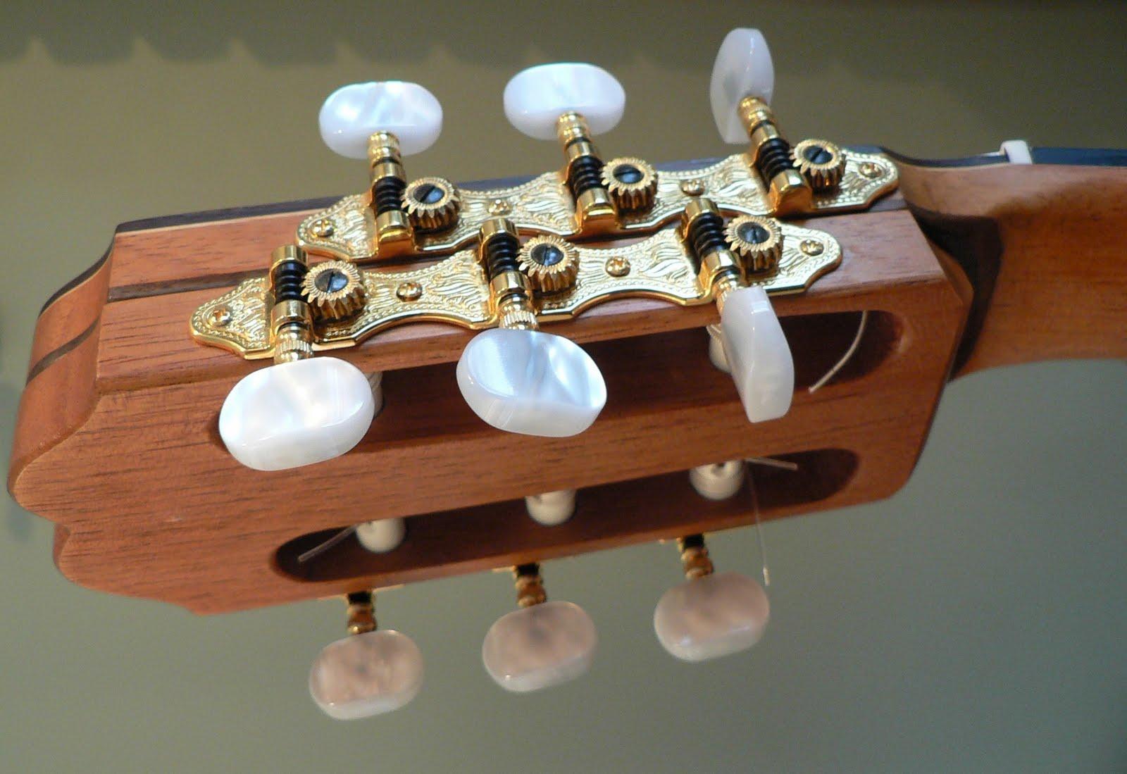 Bill Rayner Luthier