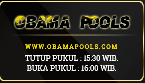 PREDIKSI OBAMA POOLS HARI RABU 25 APRIL 2018