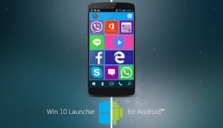 Win 10 Launcher Pro v2.2 Apk