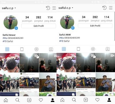 Cara Mengganti Nama Pengguna Di Instagram Dengan Cepat Dan Mudah