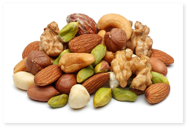 Fructele oleaginoase previn bolile cardiovasculare