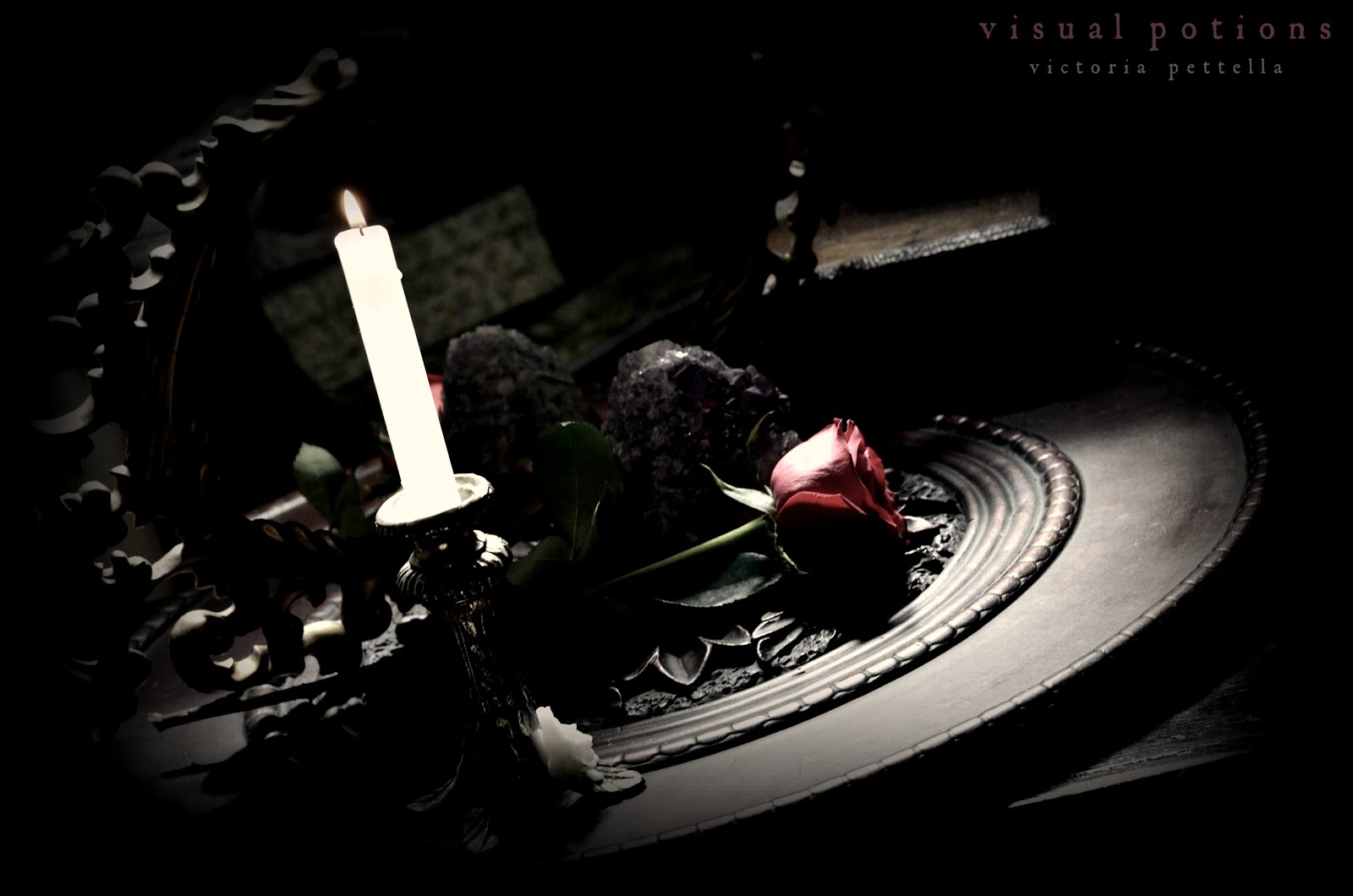 visual potions ~by candlelight