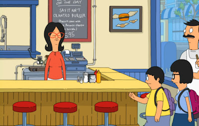 Bob's Burgers Cilantro is Terrible