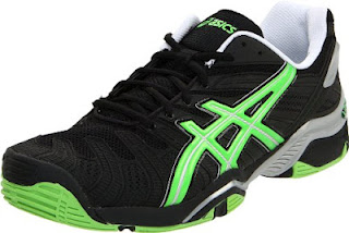 Asics Mens Gel Peake  Cricket Rubber Spike Shoe  Us