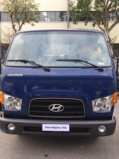 Xe tải 75s Hyundai 4 tấn