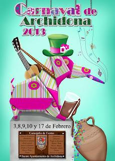 Carnaval de Archidona 2013 - Manuel Jesús Torrejón de los Barrios