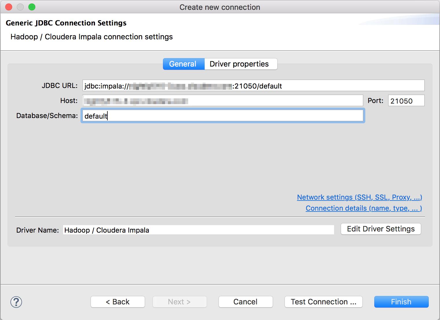 Melvin Koh's Hadoop Blog: Setup DBeaver to Connect to Impala
