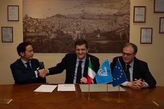 Siglato accordo tra Nautica Italiana e Cetena spa