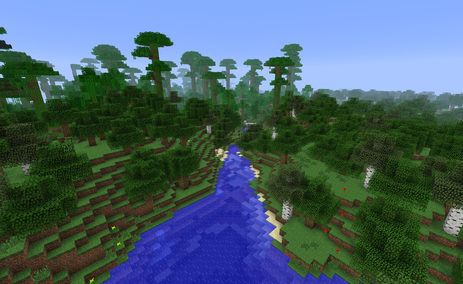 майнкрафт 1 9 0 ключ для генирації світу джунгли #8