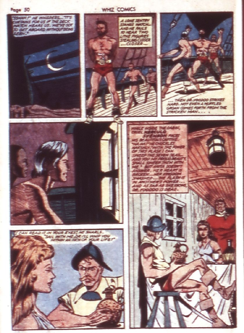 WHIZ Comics issue 23 - Page 52