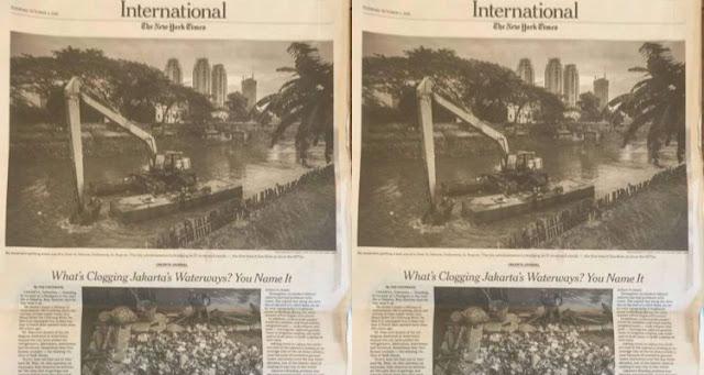 Jakarta Sedang Disorot Dunia International, Banyak Media Asing Memberitakan