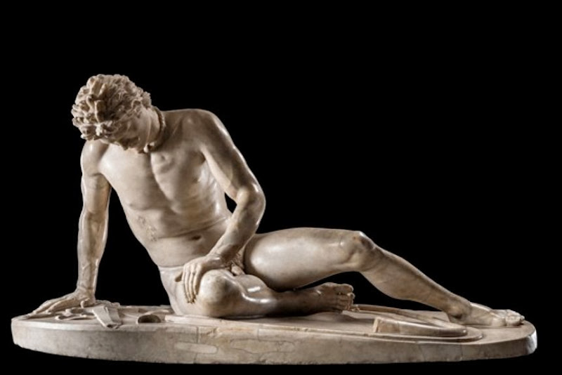 'The Dying Gaul: An Ancient Roman Masterpiece from the Capitoline Museum, Rome' at the National Gallery of Art, Washington